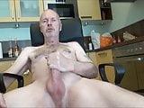 Ulf Larsen - ejaculation in Tallinn