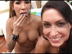 Two Awesome Blow Bitches