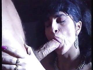 Italian Lingerie Brunette video: Rocco + Monia Moretti - Incesto fatale (1192)