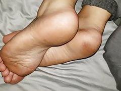 Tremper mes pieds fatigués