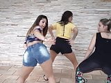 Tres Gostosas Dancando Playlist de Funk