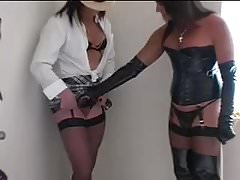 Submissive T-girl