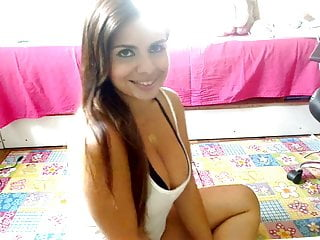 Brazilian Flashing Big Tits video: Princess Barbie 08