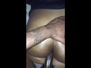 Ebony Fattie Rough Sex With A Stranger