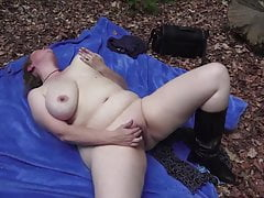MAGMA FILM Chubby German Mature in the wild