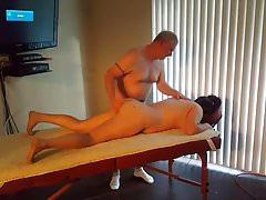 Massage et baise