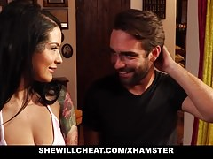 SheWillCheat - Esposa Esposa Cheats On Old Marido Com Jovens
