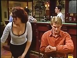 Kym Valentine - down blouse