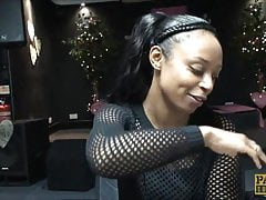 Seznámení s Ebony Skank Lola Marie