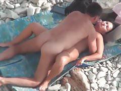 Beach Cuddle