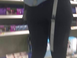 Big Butt Black Teen