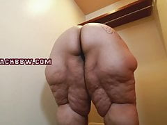 ASS MATURE SSBBW