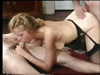 Stockings Lingerie Classic video: German  French Classic