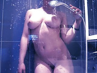 SHOWER MASTURBATION - Purple Rain