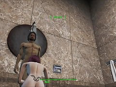 Fallout 4 Lavement bucal