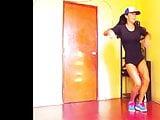 Gaby Gavilan Dancing