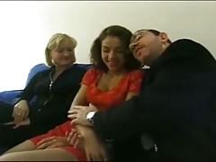 Margarett Miculowa - Teen Brunette Casting (1997)