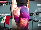 Amazing Super Leggings Walk In Street (2018)