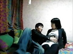 Amateur koreanisches Paar Sex Video