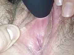 Hairy Pussy orgasmus