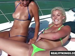 Capitan Stabbin - Shay Golden Jmac - Boating Booty - Reality
