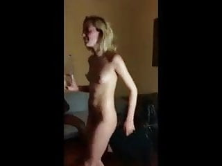 Interracial Cuckold video: GF wants his cum inside her