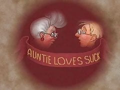 Teta miluje sát! Animace!