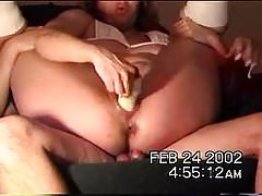 Squirting Pussy Pounding