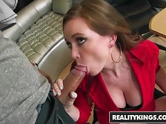 RealityKings - Big Tits Boss - Bruno Dickenz Jessica Rayne