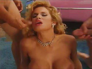Vintage Big Tits Threesome vid: Oldies But Goldies 499