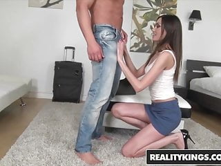 Cumshots Handjobs Pornstars video: RealityKings - Mikes Apartment - Audrey Jane, Sabby - Stayin