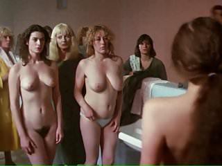 Vintage Showers video: MARIA ROMANO, LORRAINE DE SELLE....NUDE (1983)