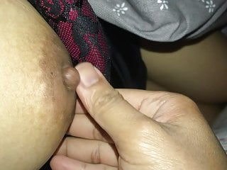 Amateur Asian Massage video: Wife nipple