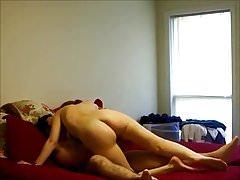 La moglie del culo caldo scopata a casa
