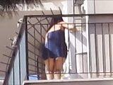 upskirts from my sexy neighbor