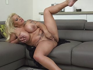 Milf Mature Granny video: Modern mom wants anal and vaginal sex