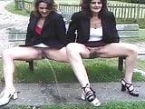 mix of British piss ladies