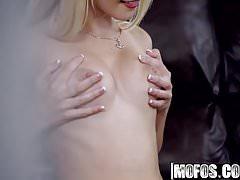 Mofos - Pervs On Patrol - Jade Amber Kyle Mason - Horny Step