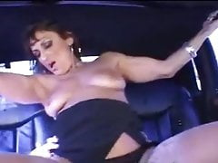 Mature in a long run with stockings, anal & DP (480p)
