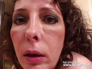 Gangbang Amateur French video: Regina wants another gangbang