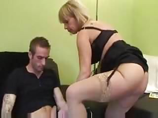 Matures Milfs video: Mommy Sonny Creampie