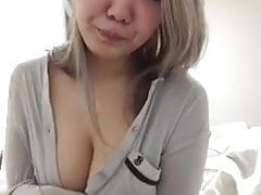Shy Asian Web Cam Girl