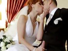 Matrimonio di una bella rossa ... Ma lei non è vergine!