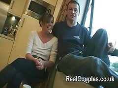 Watch this couple talk about how they met and filming themse