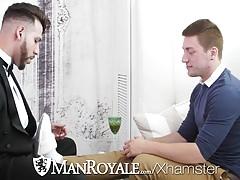 ManRoyale Rich Logan Taylor fuck by man maid Fx Rios | Porn-Update.com