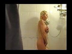 caught masturbating in shower