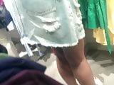 Upskirt Blonde At Mall Part 2