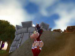 Warcraft Mage dance 3