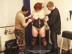 Bestrafung für BBW-Sklaven