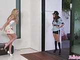 When Girls Play - Hayden Hawkens Sabrina Maree - Naughty